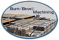 Allentown Steel Fabricators - Burn/Bevel Machining