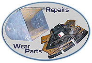 Allentown Steel Fabricators - Repair/Wear Parts