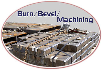 Allentown Steel Fabricators - Burn/Bevel /Machining